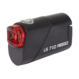 Trelock LS 710 Reego Bike Light grey/black